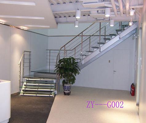 单梁钢结构楼梯